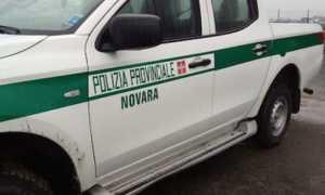 Auto polizia provincia