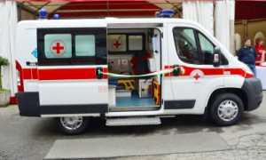 inaugurazione ambulanza arona