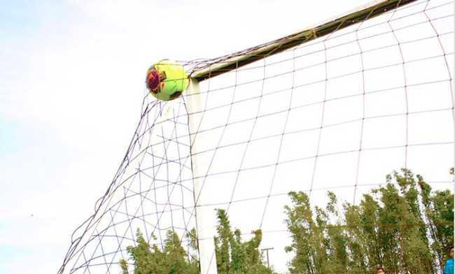 palla gol rete calcio