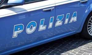 polizia scritta portiera