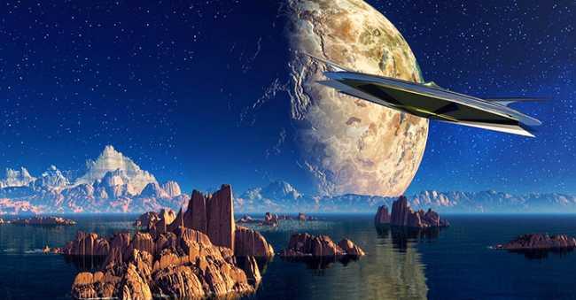 ufo esopianeta
