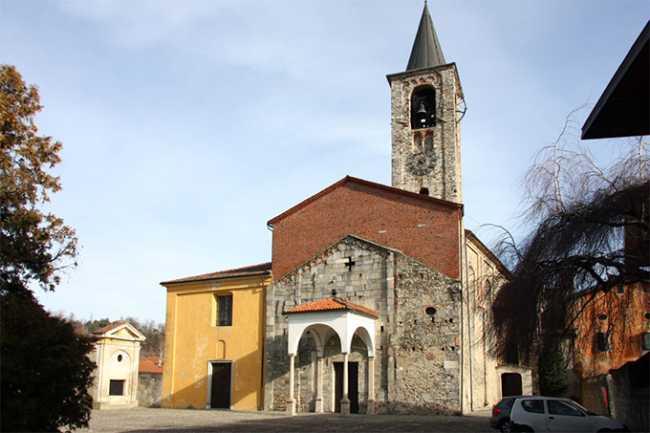 varallo pombia chiesa
