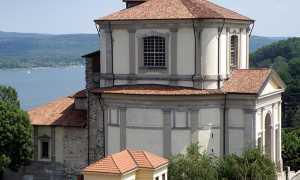 Arona Chiesa di San Carlo