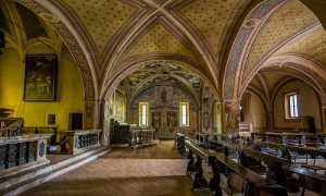 Belgirate foto chiesa vecchia