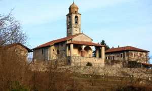 Dormelletto parrocchiale 700