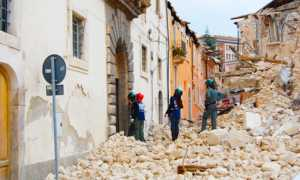 Emergenza Terremoto Abruzzo 2009 12