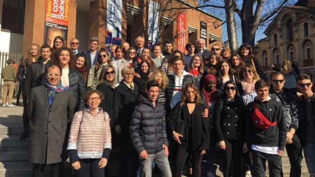 FCN studenti Istituto Fermi di Arona
