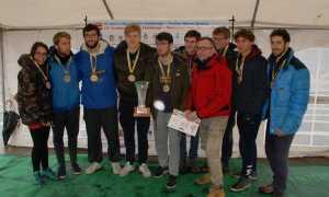 I vincitori con Carlo Fossati di Remo Rosso