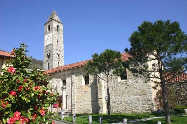 Massino Visconti foto del campanile