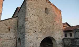 Pombia Chiesa San Vincenzo
