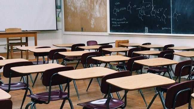 aula scuola