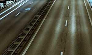 autostrada notte