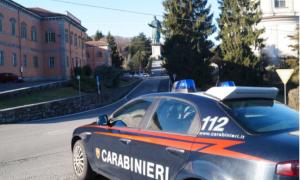 carabinieri arona auto sancarlone