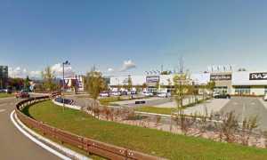 castelletto centri commerciali rotonda