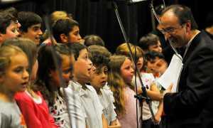 coro Bambini Accademia Laghi