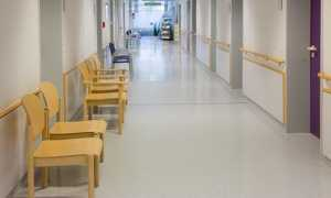 corsia ospedale