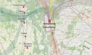 mappa malpensa
