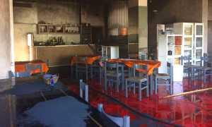 pizzeria incendio arona