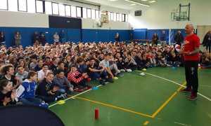 studenti lezione sport DaMove