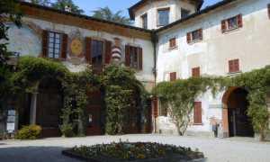 varallo pombia villa soranzo comune