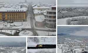 video alto vergante vergano neve